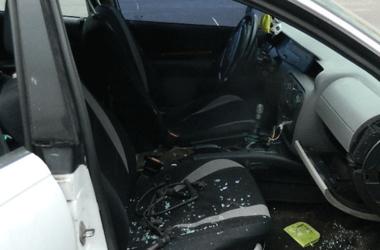 В Киеве патрульные поймали банду автоворов