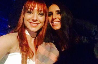 <p>Тарабарова и Джамала Фото: Instagram</p>