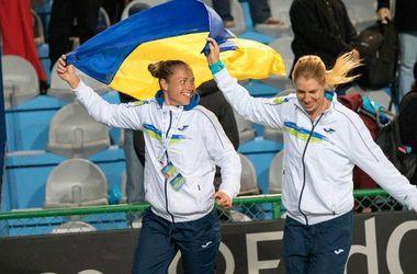 Украина вошла в топ-20 рейтинга лучших теннисных сборных мира