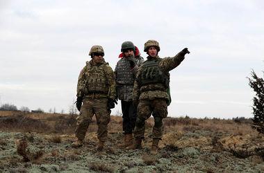 Инструкторы НАТО обучают украинских военных
