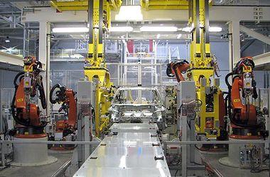 В январе в Украине остановилось 7 автомобильных заводов из 10