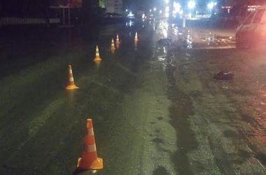 Под Киевом пьяный водитель насмерть сбил пешехода