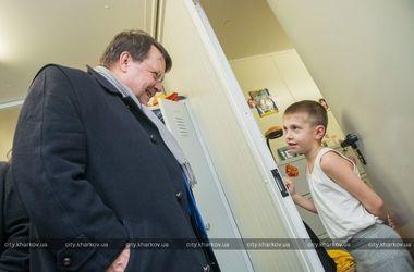 Немцы построят центр досуга для переселенцев в Харькове