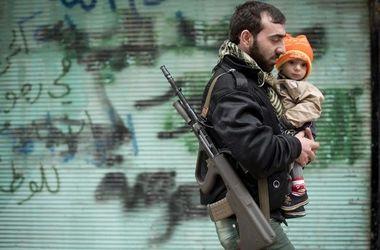В Сирии объявлено перемирие
