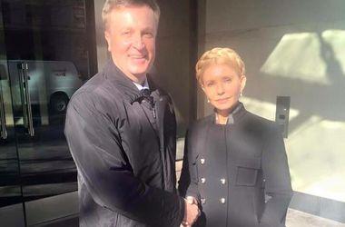Тимошенко и Наливайченко объединились
