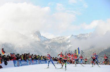 Артем Прима стал девятым в гонке преследования на Кубке мира
