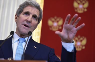 Обама назначил Керри главным переговорщиком США по Сирии