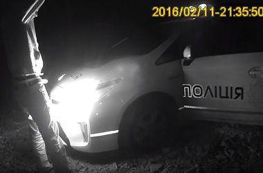 Полицейская погоня во Львовской области закончилась стрельбой