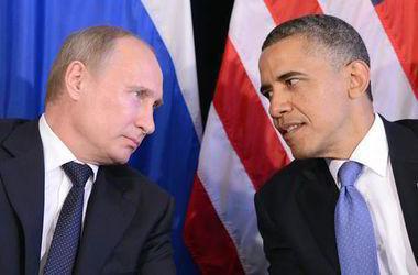 Обама и Путин обсудили ситуацию в Украине и Сирии