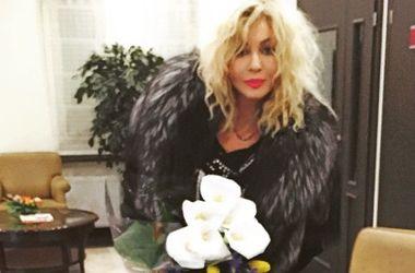 Ирины Билык похвасталась роскошным подарком от отца своего сына на День святого Валентина (фото)