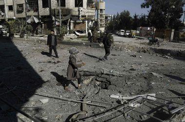 Дамаск заявил о вторжении турецких военных на территорию Сирии