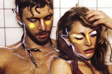 Макс Барских представил провокационный арт-проект и сделал выбор в пользу любви (фото, видео)