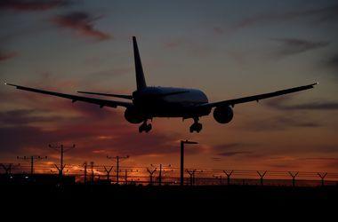 В Харьковском аэропорту из-за тумана задерживаются рейсы