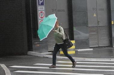 В Киеве ожидается сильный ветер, горожан просят не выходить из дома