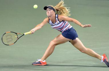 Элина Свитолина вышла во второй круг турнира в Эмиратах