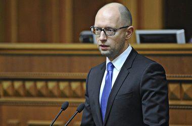 Яценюк – о тарифах ЖКХ: Мы знали, что миллионы украинцев не смогут платить