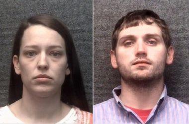 В США родители заперли ребенка в авто в 36-градусный мороз ради кражи в секс-шопе