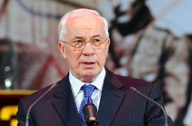 Экс-премьер Украины Азаров объявил Крым частью России