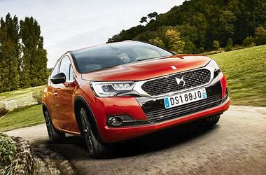 <p><span>DS 4 Crossback. Фото: autoconsulting.com.ua</span></p>