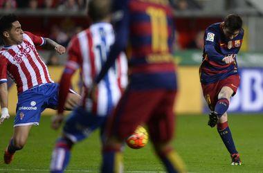 Лео Месси забил 300-й гол в чемпионате Испании