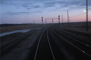 На Донбассе заминировали железную дорогу