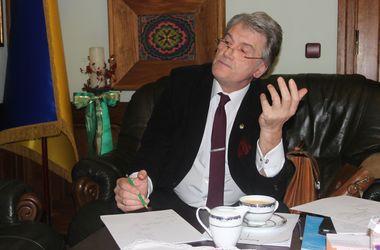 """Интервью с Виктором Ющенко: """"Если нужны разрушения - воскрешайте Тимошенко"""""""