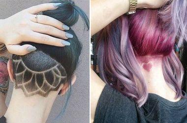 Будь в тренде: татуировки из волос покоряют мир