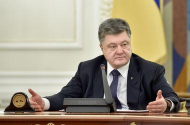 Политический кризис не должен остановить движение Украины в ЕС – Порошенко