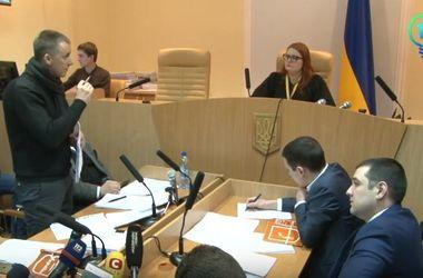 Онлайн трансляция суда над копами, расстрелявшими BMW в Киеве