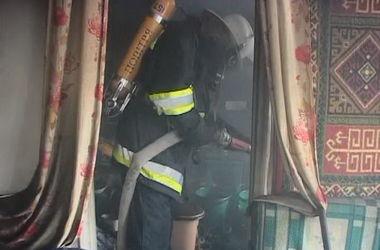 В Харьковской области из огня спасли 4 детей