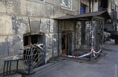 В ночном пожаре в Одессе погибли 3 работника ЖКС