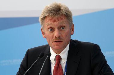 Пресс-секретарь Путина Песков появился на людях в странном виде