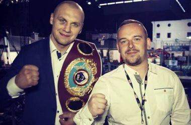 Кшиштоф Гловацкий рискует потерять чемпионский титул, на который претендует Александр Усик