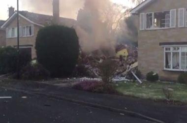 В Англии взорвался жилой дом