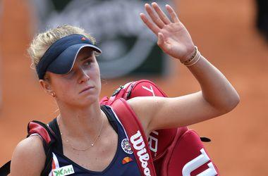 Элина Свитолина не смогла выйти в финал турнира в Дубае