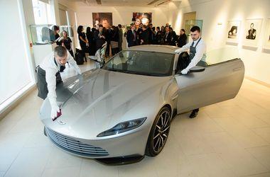 Автомобиль Джеймса Бонда продан на аукционе за $3,5 млн