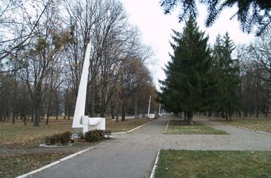 В одном из центральных парков Харькова произошло убийство