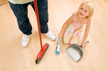 Зачем нужно привлекать ребенка к своим делам