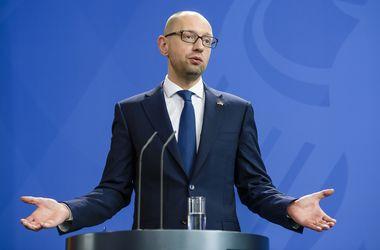 Яценюк: голосование за отставку правительства – пройденный этап