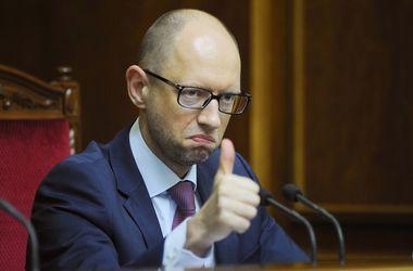 Яценюк: Отставка правительства - это путь в никуда