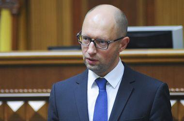 В течение следующих трех недель будут решаться вопросы составов коалиции и Кабмина – Яценюк