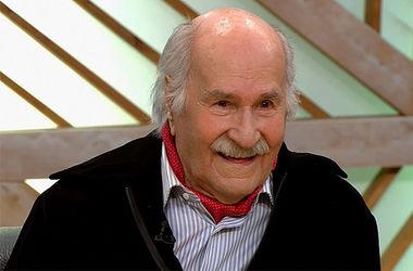 101-летний актер Владимир Зельдин объяснил, почему не отмечает дни рождения