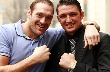 Брат Тайсона Фьюри может встретиться с российским боксером Александром Устиновым