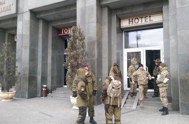 """Активистам, которые заняли отель """"Казацкий"""", поставили ультиматум – СМИ"""