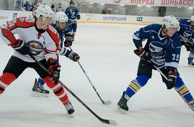 Чемпионат Украины по хоккею: время и трансляции матчей 22 тура
