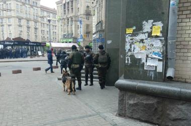 На Майдане растет количество митингующих