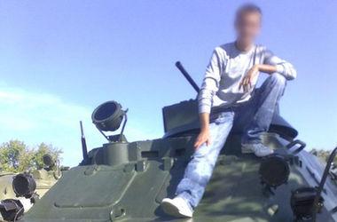 Боевики отказались от своего раненого товарища