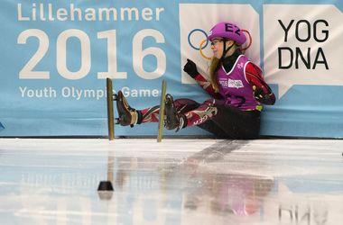 Украина поделила с Румынией 17-18 места на зимних юношеских Олимпийских играх