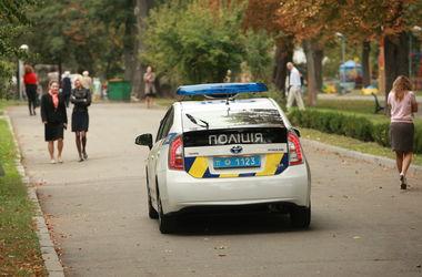 В сети появилось новое видео погони полиции за BMW в Киеве