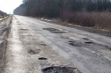 ТОП-5 самых плохих дорог в Украине
